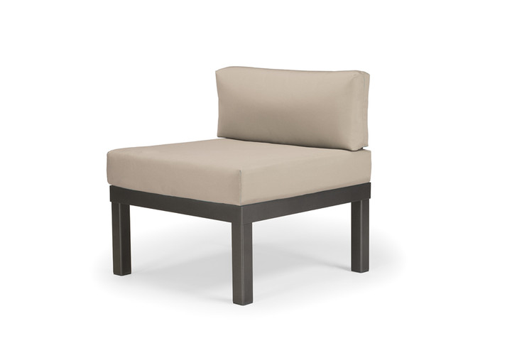 Telescope Casual Ashbee Sectional Cushion Armless Chair