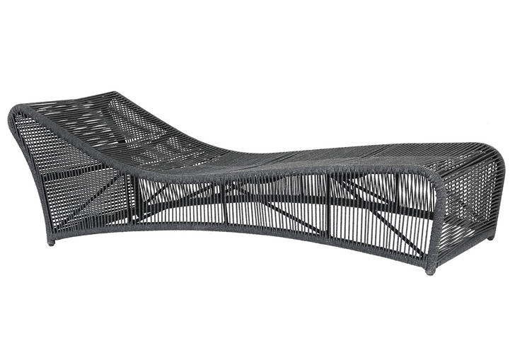 Milano Cushionless Chaise