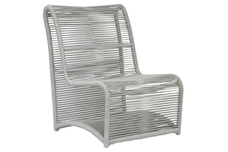 Miami Armless Club Chair