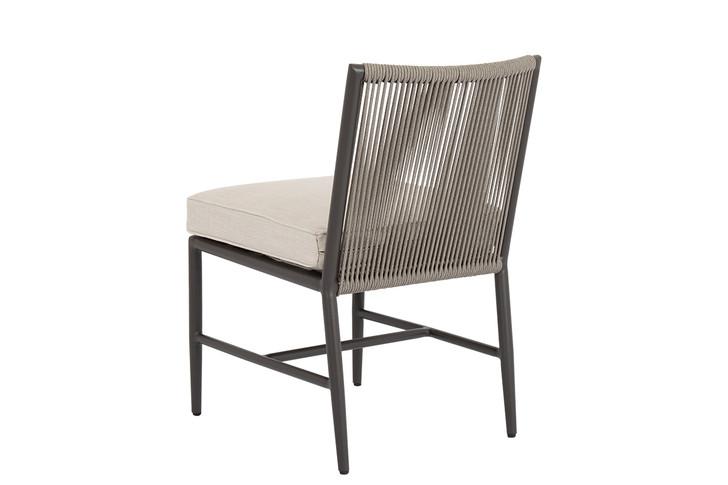 Sunset West Pietra Armless Dining Chair