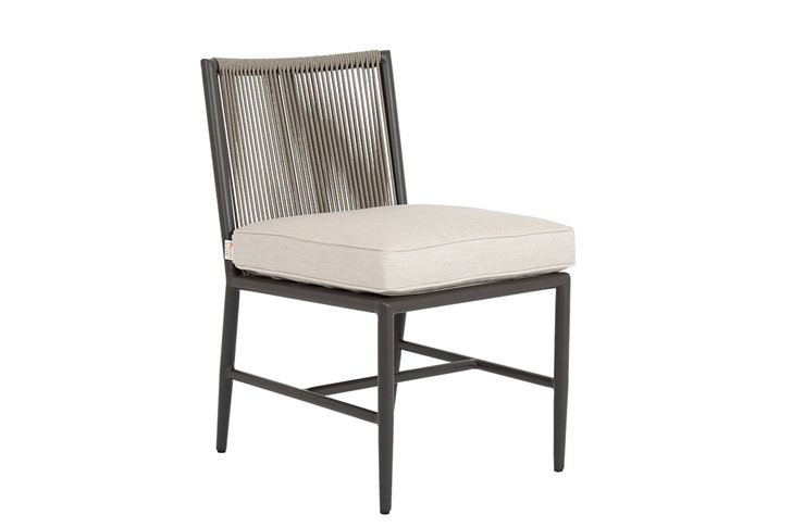 Replacement Cushions for Sunset West Pietra Armless Dining Chair