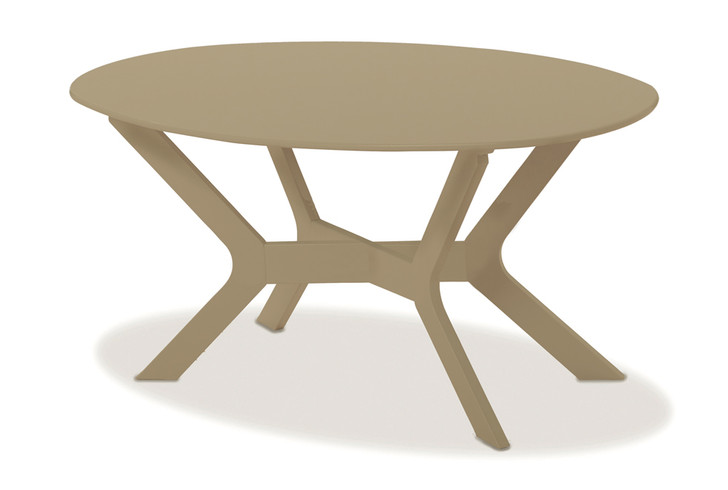 Telescope Casual Wexler MGP Oval Coffee Table