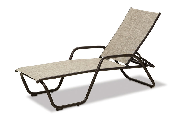 Telescope Casual Gardenella Sling Stacking Chaise