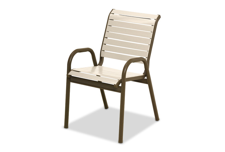Telescope Casual Reliance Strap Stacking Bistro Chair