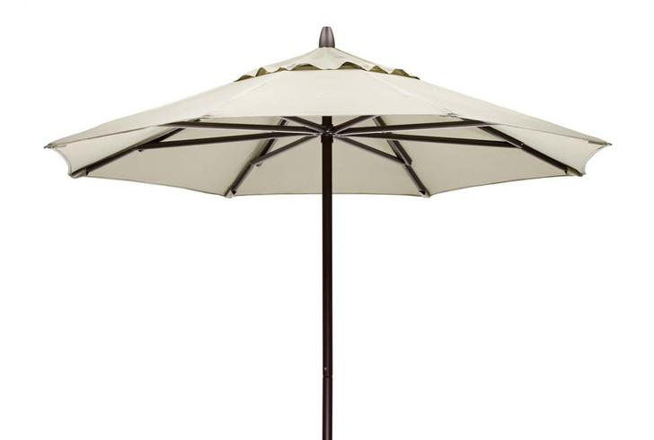 Telescope Casual Commercial Market 7.5ft 8-Rib Pole Umbrella