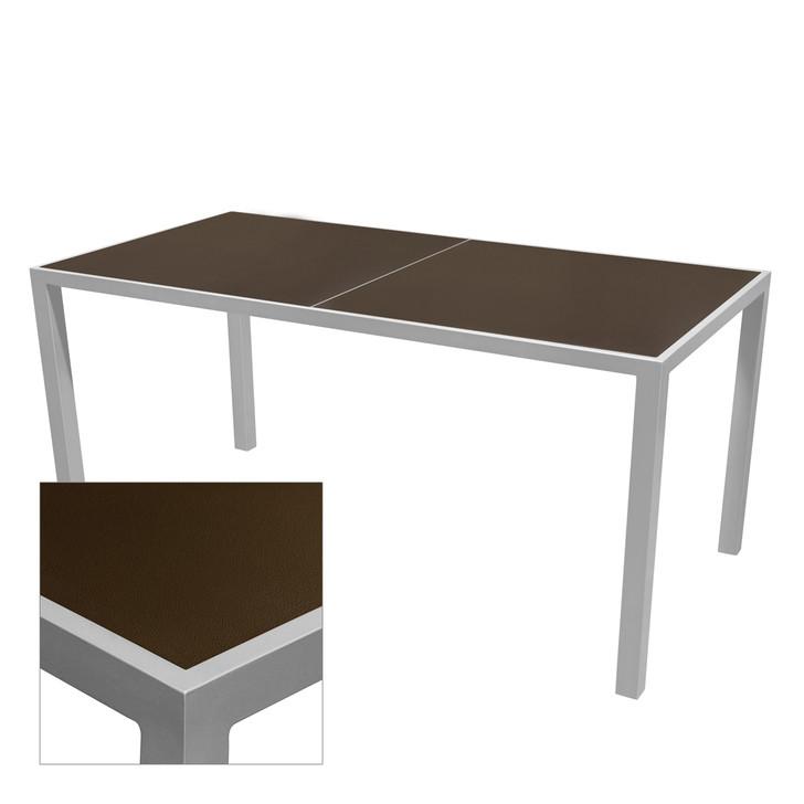 Source Furniture Sedona Rectangular Table Base - Corsa Bronze Age