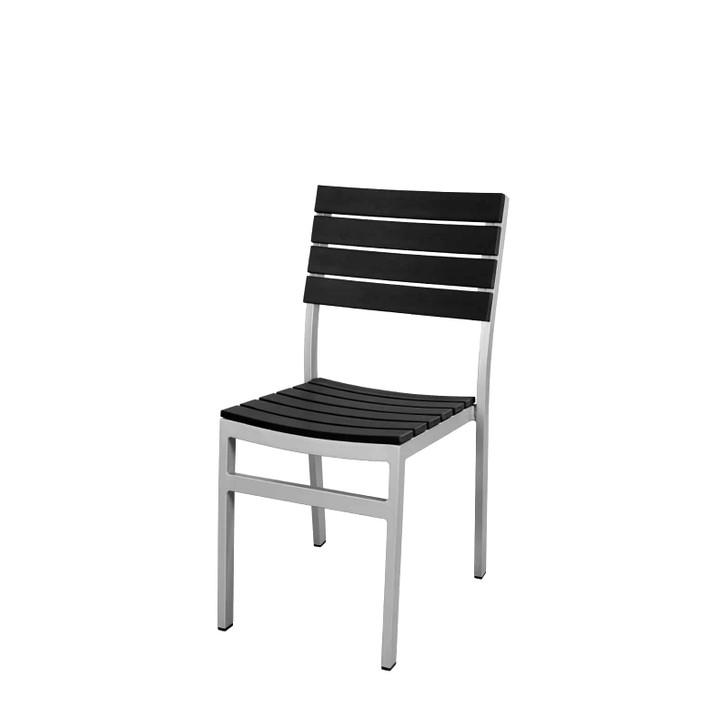 Source Furniture Vienna Dining Side Chair - Black