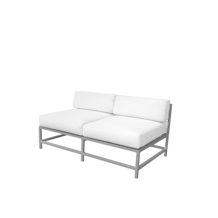 Source Furniture Delano Armless Loveseat