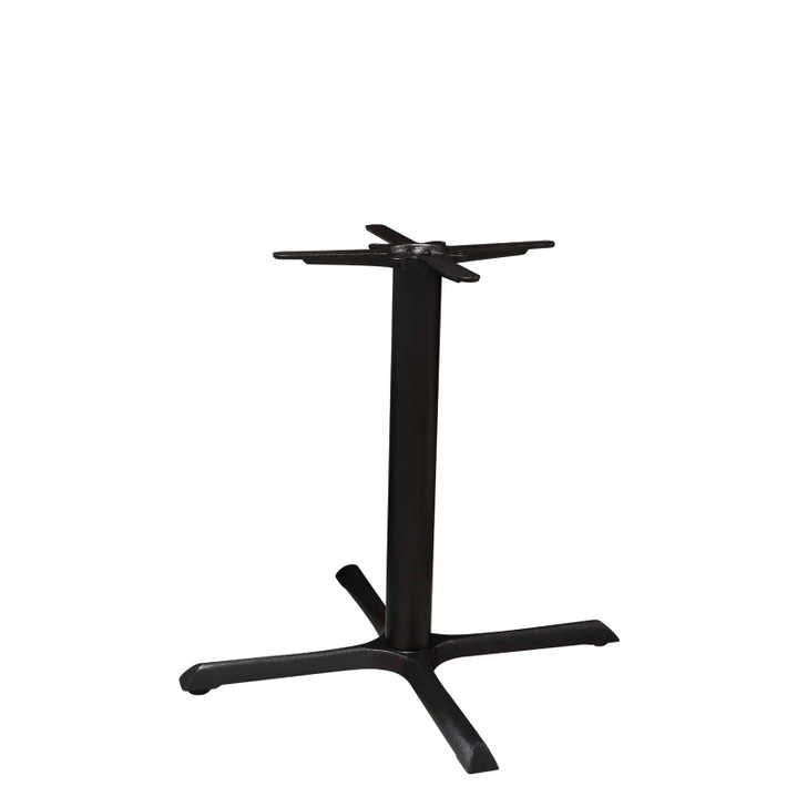 Source Furniture Valencia 4 Grande Dining Table Base - Quarter View