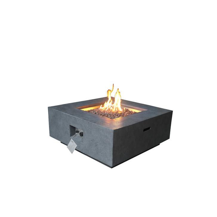 Elements Square Fire Pit