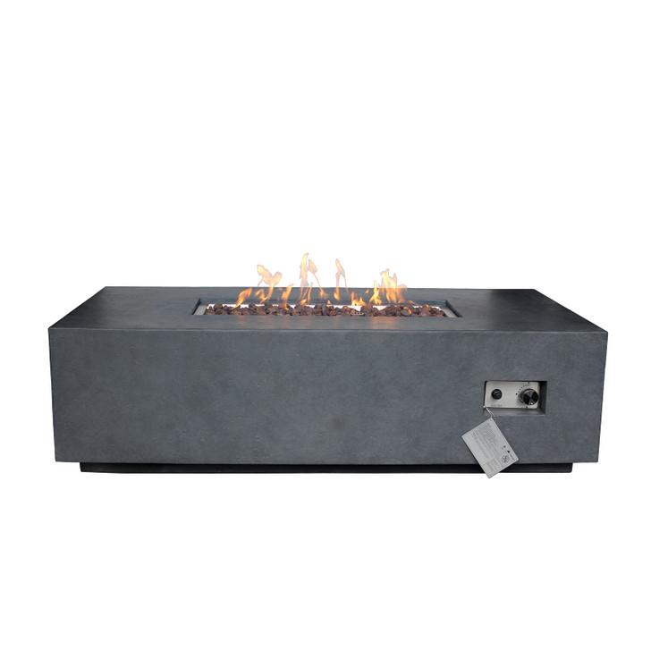 Elements Rectangular Fire Pit