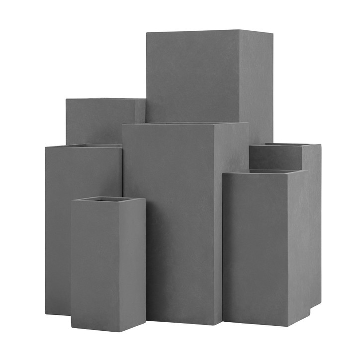 Elements Square Planter - All Styles