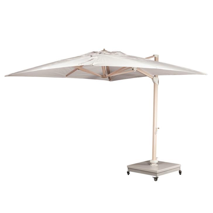 Source Furniture The Grand 13' Cantilever Umbrella - Wood Grain Base