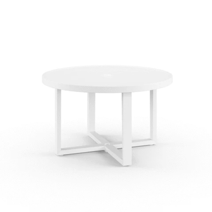 """Sunset West Newport 50"""" Round Dining Table"""