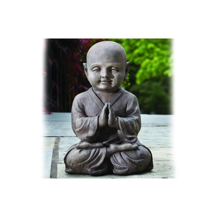 Alfresco Home Praying Buddha - Antique Brown