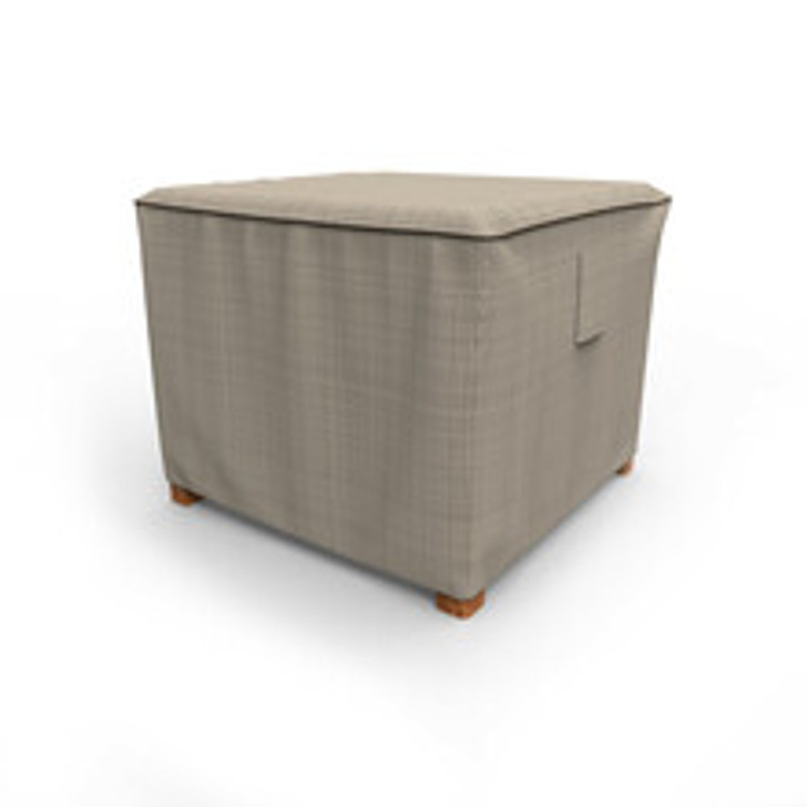 Budge Industries English Garden Square Patio Table/Ottoman Cover