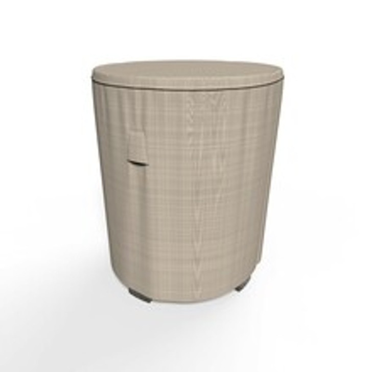 Budge Industries English Garden Round AC Cover