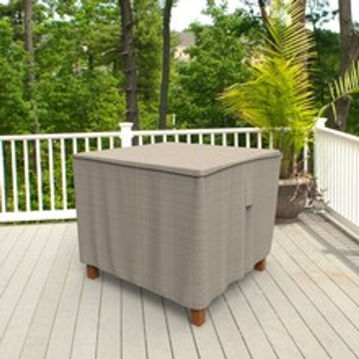 Budge Industries English Garden Square Patio Table Cover