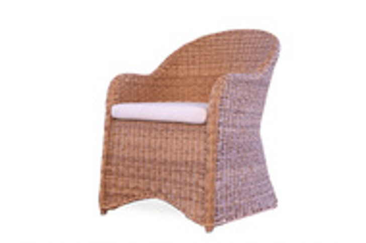 Replacement Cushions for Lloyd Flanders Tobago Dining Armchair