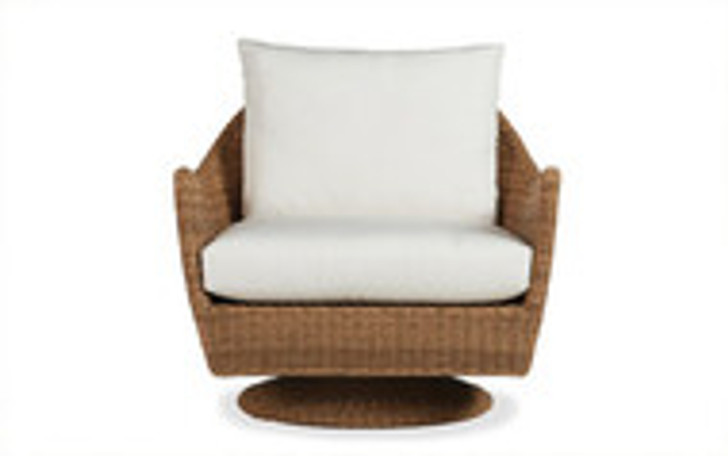 Replacement Cushions for Lloyd Flanders Tobago Swivel Lounge Chair