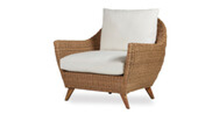Replacement Cushions for Lloyd Flanders Tobago Lounge Chair