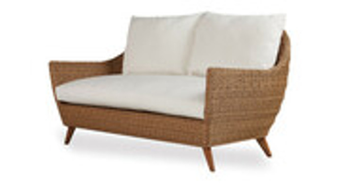 Replacement Cushions for Lloyd Flanders Tobago Loveseat