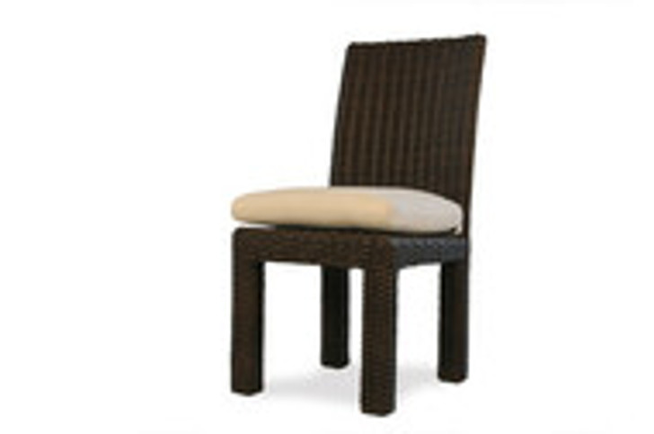 Replacement Cushions for Lloyd Flanders Mesa Armless Dining Chair