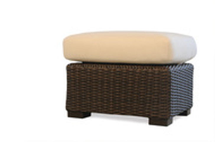Replacement Cushions for Lloyd Flanders Mesa Ottoman