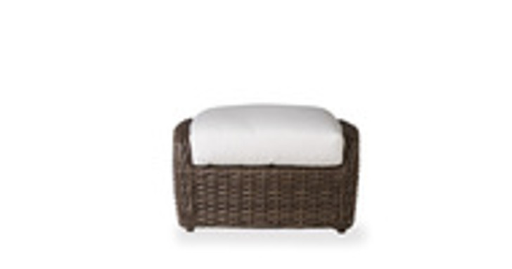 Replacement Cushions for Lloyd Flanders Largo Wicker Ottoman