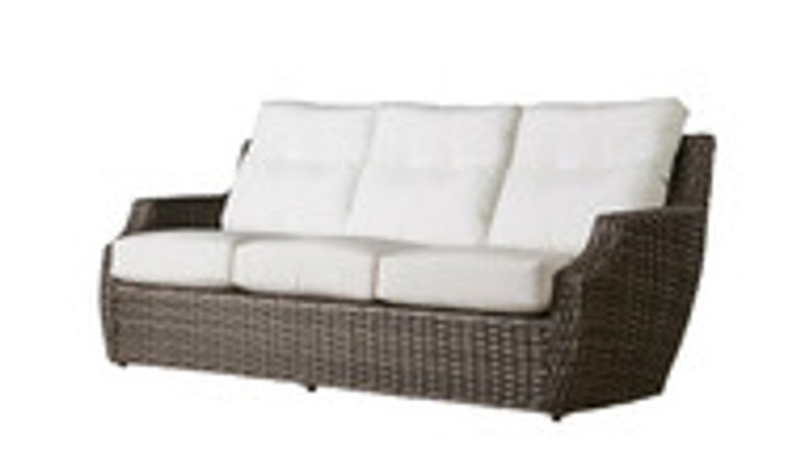 Replacement Cushions for Lloyd Flanders Largo Wicker Sofa