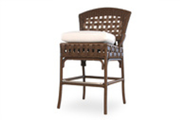 Replacement Cushions for Lloyd Flanders Haven Wicker Bar Stool