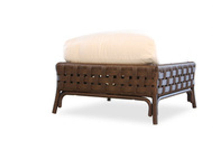 Replacement Cushions for Lloyd Flanders Haven Wicker Ottoman