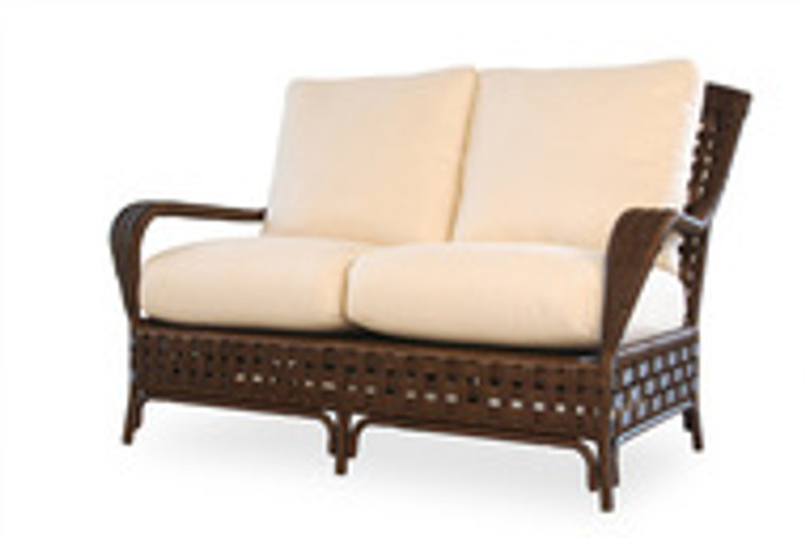 Replacement Cushions for Lloyd Flanders Haven Wicker Loveseat
