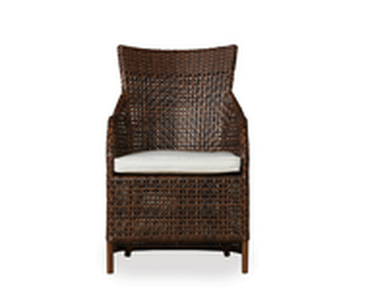 Replacement Cushions for Lloyd Flanders Havana Wicker Dining Armchair