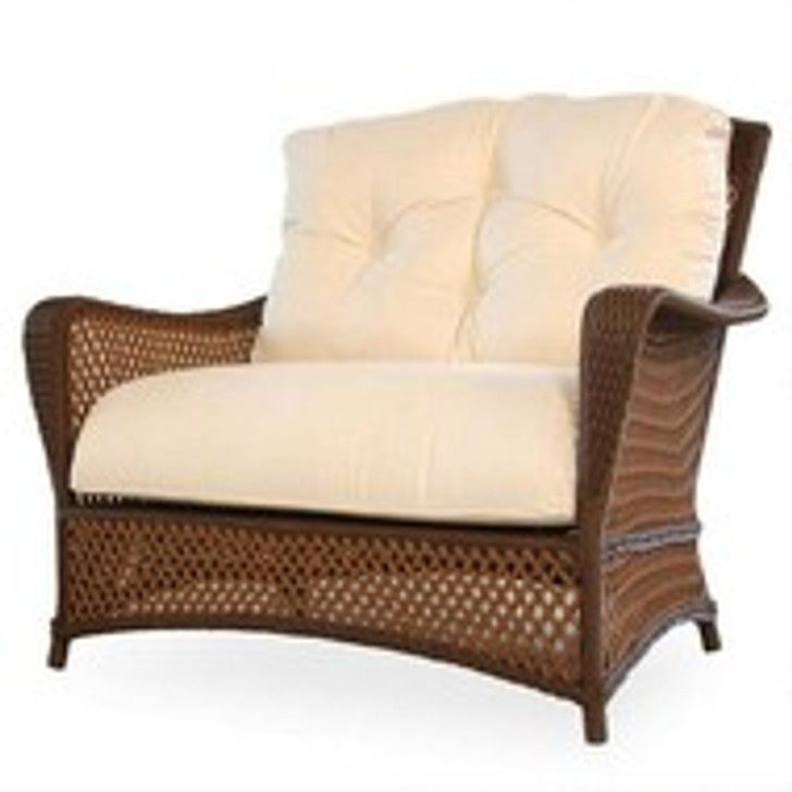 Replacement Cushions for Lloyd Flanders Grand Traverse Wicker Chair And A Half