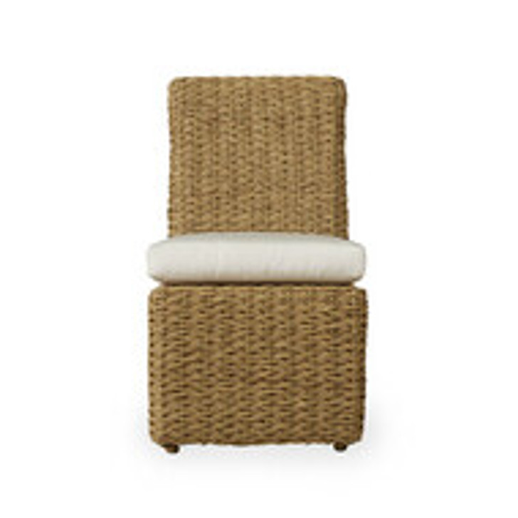 Replacement Cushions for Lloyd Flanders Cayman Wicker Armless Dining Chair