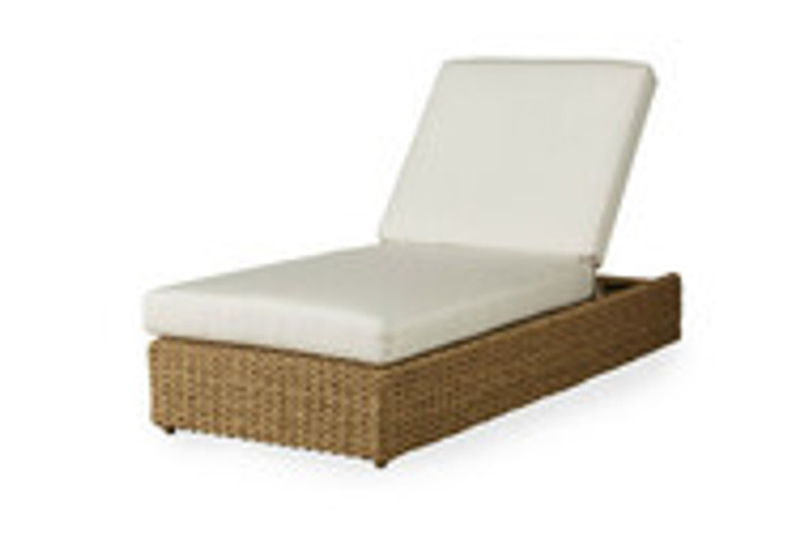 Replacement Cushions for Lloyd Flanders Cayman Wicker Chaise Lounge