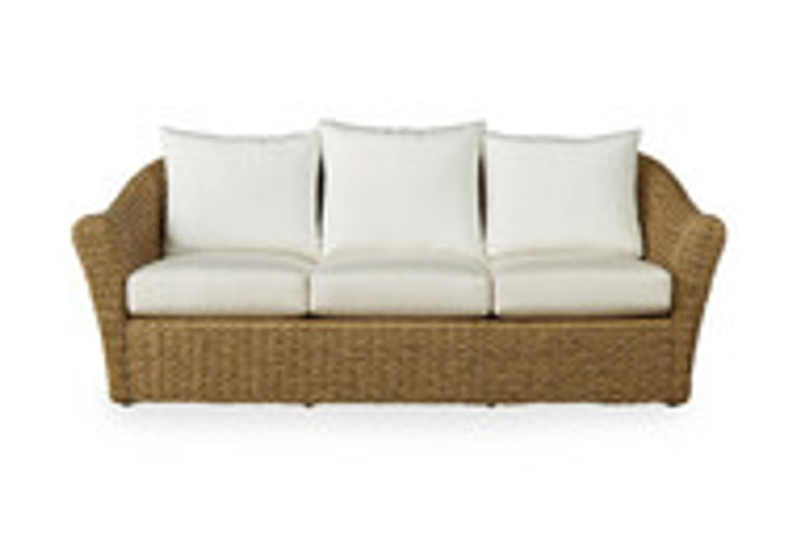 Replacement Cushions for Lloyd Flanders Cayman Wicker Sofa