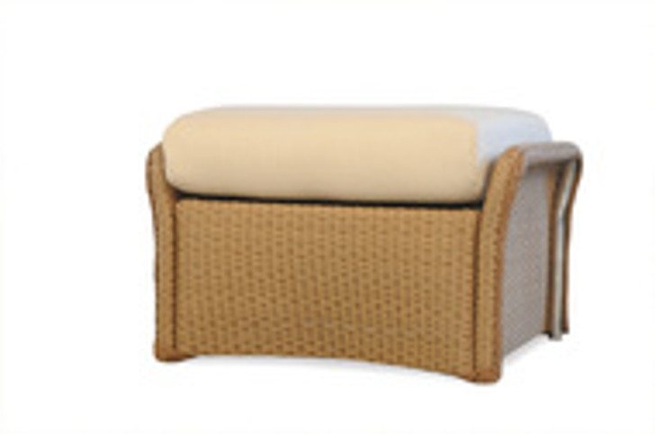 Replacement Cushions for Lloyd Flanders Weekend Retreat Woven Ottoman