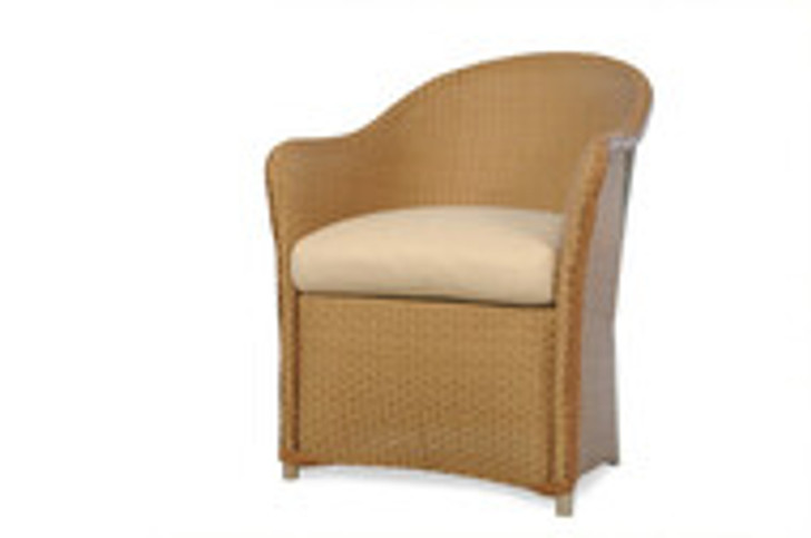 Replacement Cushions for Lloyd Flanders Weekend Retreat Wicker Dining Arm Chair