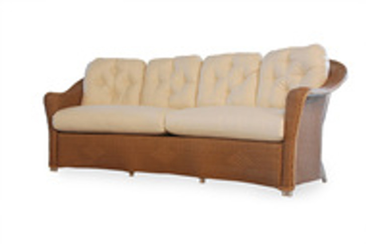 Replacement Cushions for Lloyd Flanders Reflections Wicker Crescent Sofa