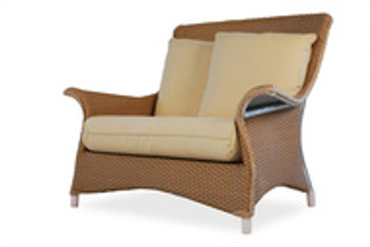 Replacement Cushions for Lloyd Flanders Mandalay Wicker Chair And A Half