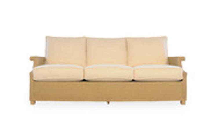 Replacement Cushions for Lloyd Flanders Hamptons Wicker Sofa