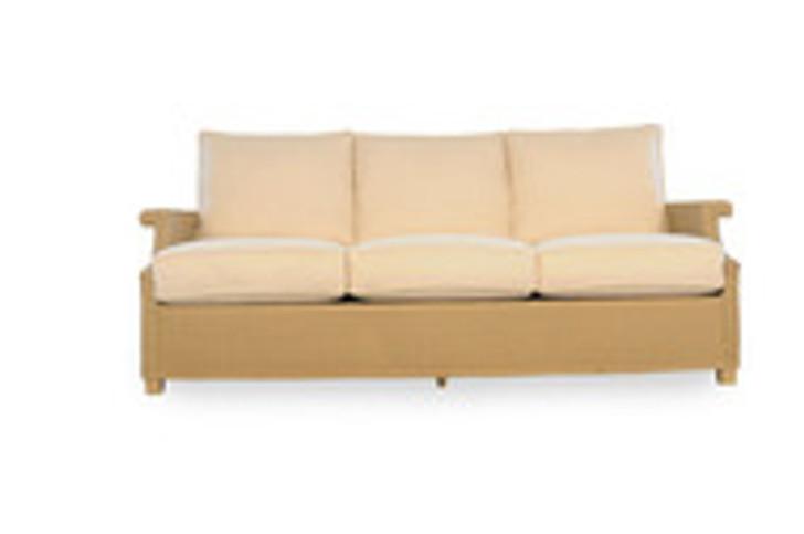 Lloyd Flanders Hamptons Wicker Deep Sofa