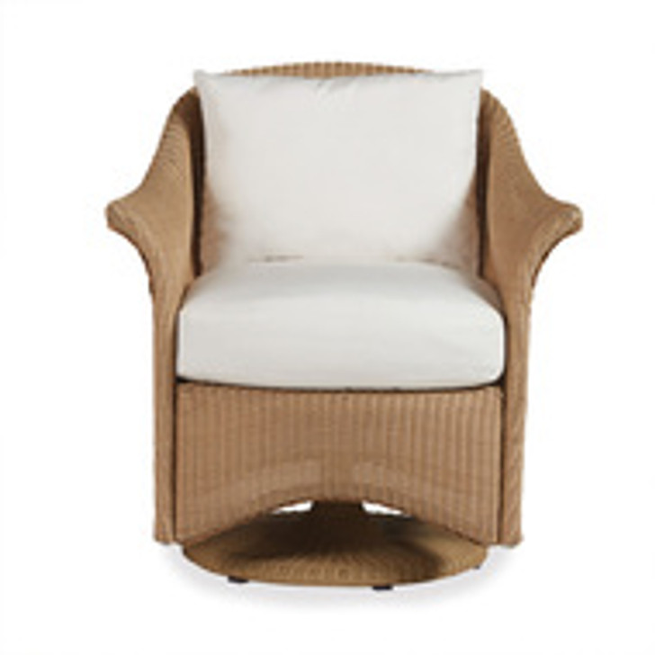 Replacement Cushions for Lloyd Flanders Generations Wicker Rocker Dining Arm Chair
