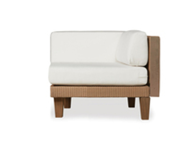 Replacement Cushions for Lloyd Flanders Catalina Wicker Sectional Corner Chair
