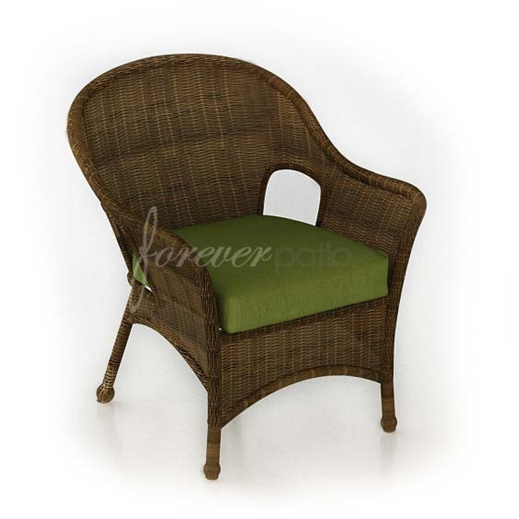 Forever Patio Rockport Wicker Lounge Chair