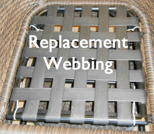 Replacement Webbing