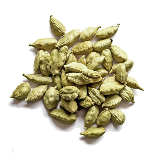 MarnaMaria Spices and Herbs Cardamom, Green Whole Pods