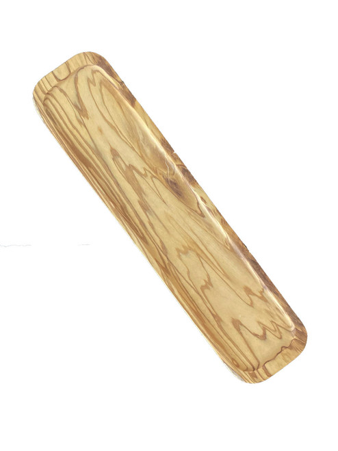 MarnaMaria Spices and Herbs Olive Wood Spoon Rest